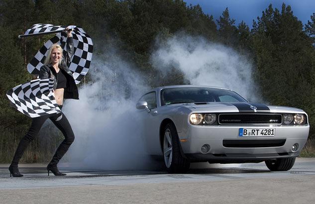 DODGE Challenger - Thomas Starck Autofotografie
