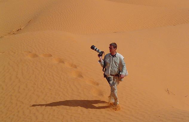 Thomas Starck - Autofotografie in der Sahara