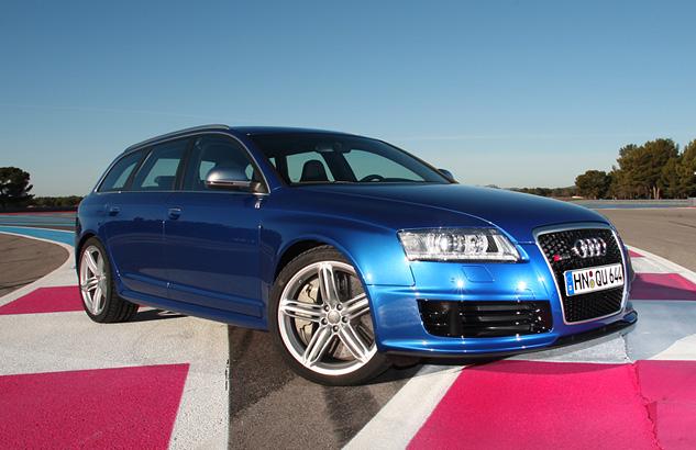 Audi RS6 - Thomas Starck Autofotografie