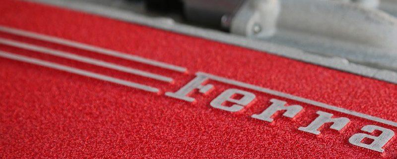 Thomas Starck Autofotografie - FERRARI Detail Motorblock