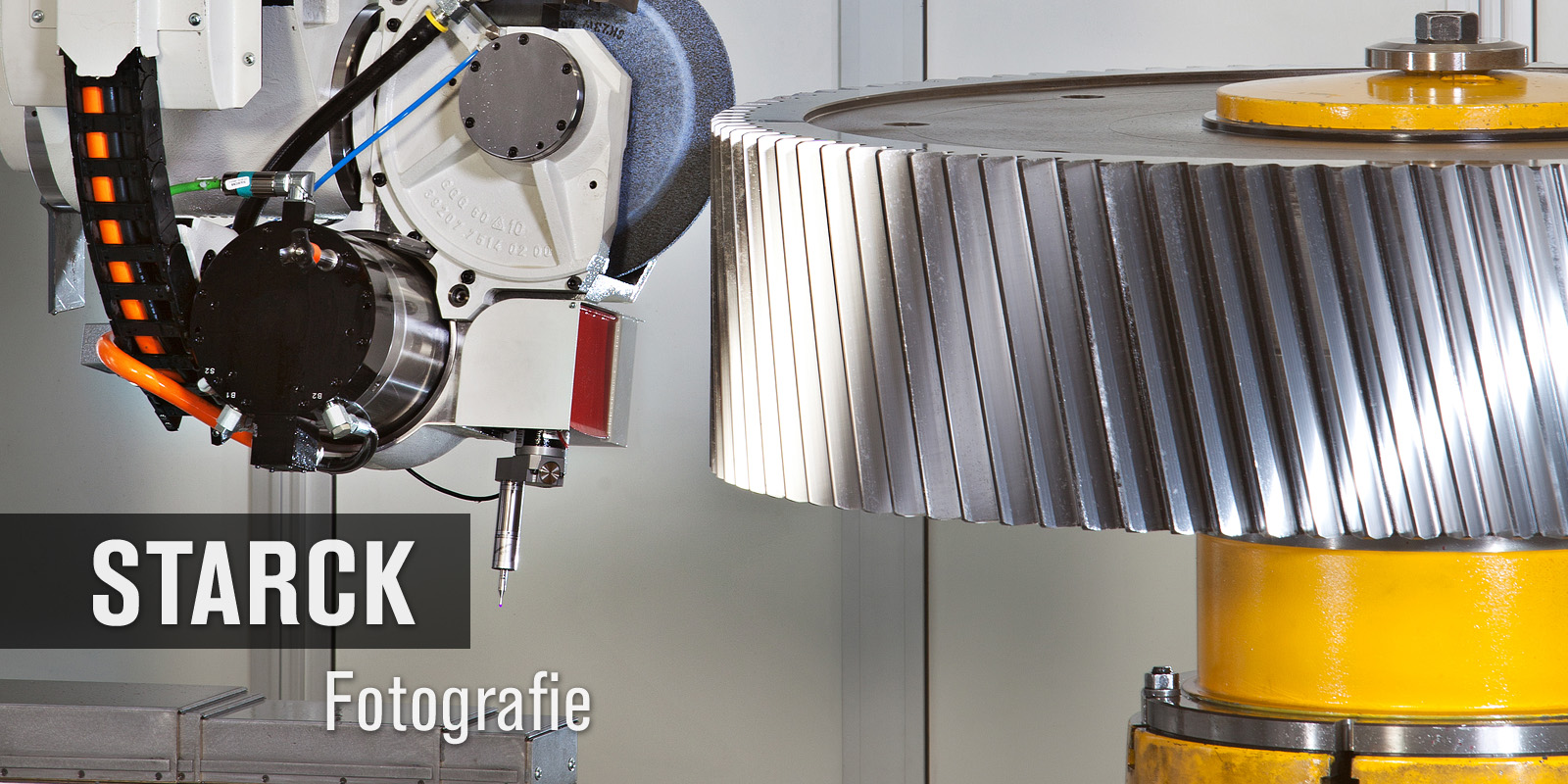NILES Bearbeitungszentrum Detail - Thomas Starck Industriefotografie