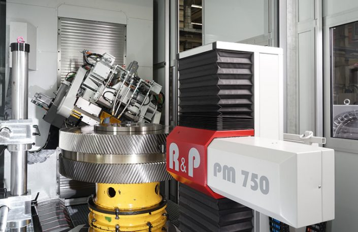 CNC Bearbeitungszentrum - Thomas Starck Industriefotografie