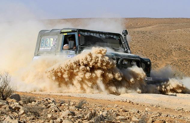 Thomas Starck Autofotografie - offroad in der Sahara